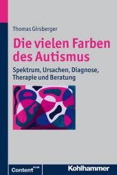 Cover: Die vielen Farben des Autismus