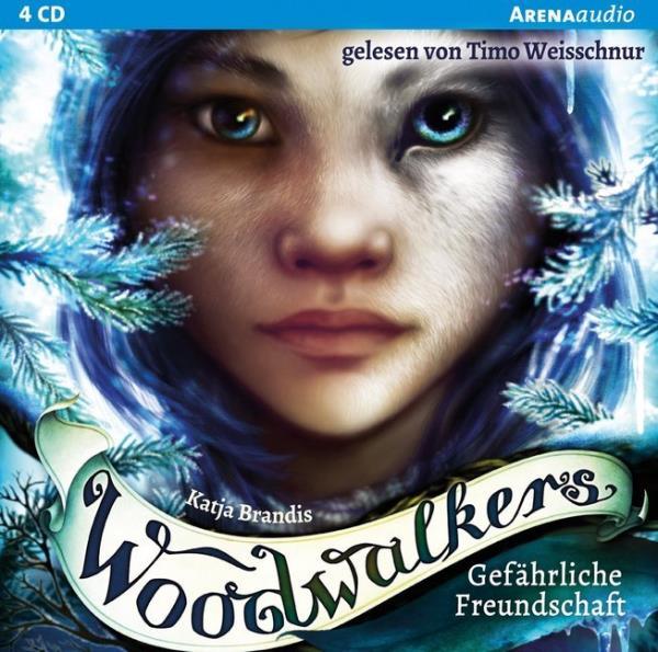 Woodwalkers - 2. Gefährliche Freundschaft
