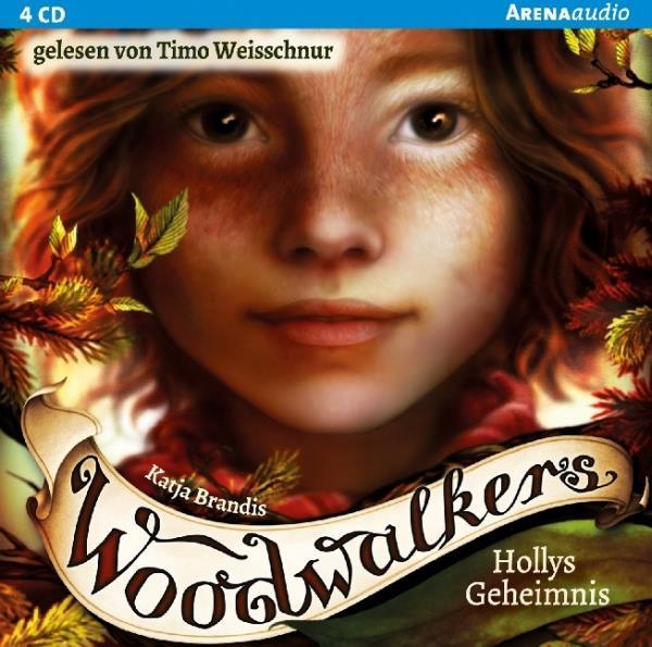 Woodwalkers - 3. Hollys Geheimnis