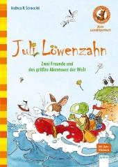 Juli Löwenzahn - Zwei Freunde und das größte Abenteuer der Welt