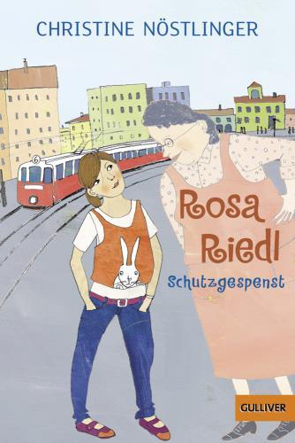 Cover: Rosa Riedl, Schutzgespenst