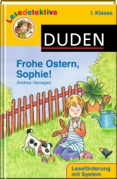 Cover: Frohe Ostern, Sophie!