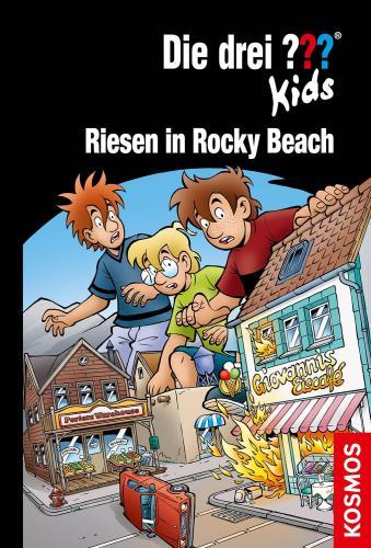 Die drei ??? Kids - Riesen in Rocky Beach  Bd. 86
