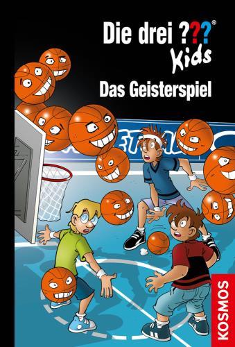 Die drei ??? Kids - Das Geisterspiel  Bd. 87