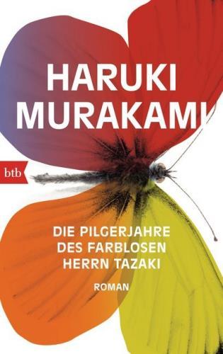 Die Pilgerjahres des farblosen Herrn Tazaki