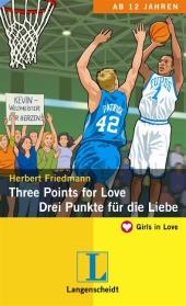 Three points for love - drei Punkte für die Liebe
