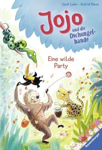 Jojo und die Dschungelbande - Eine wilde Party  Bd.3