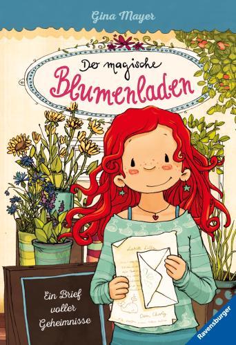 Der magische Blumenladen - Ein Brief voller Geheimnisse Bd. 10