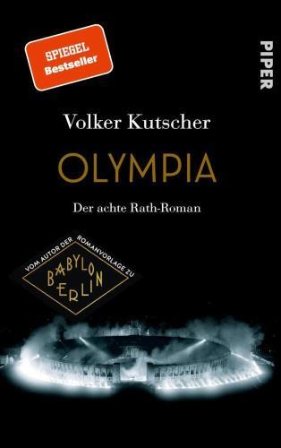 Olympia - Der achte Rath-Roman