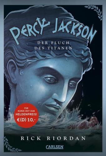 Percy Jackson - Der Fluch der Titanen Bd. 3