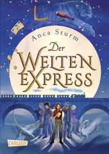 Der Welten Express Bd.1