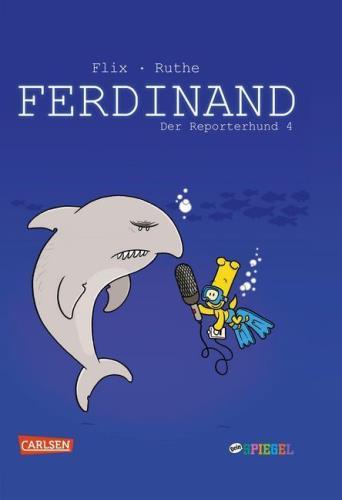 Ferdinand, der Reporterhund - 4