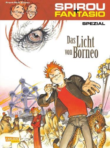Spirou & Fantasio spezial - 23. Das Licht von Borneo