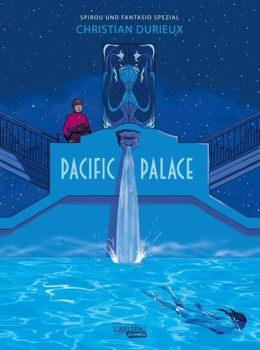 Spirou und Fantasio Spezial - Pacific Palace