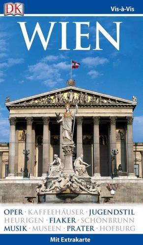Vis-a-vis  Reiseführer Wien  mit Karte