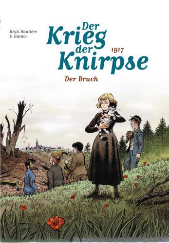 Der Krieg der Knirpse - 4. 1917: Der Bruch