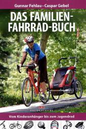 Cover: Das Familien-Fahrrad-Buch