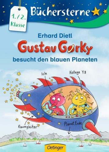 Gustav Gorky besucht den blauen Planeten