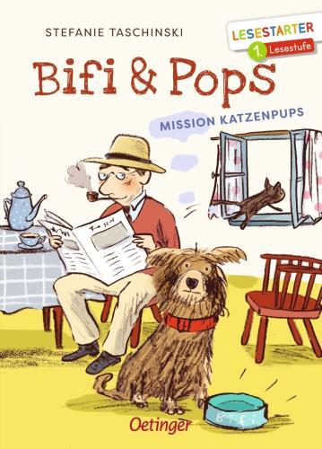 Bifi & Pops  Mission Katzenpups Lesestarter 1.Lesestufe