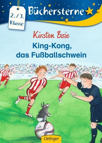 King-Kong, das Fußballschwein