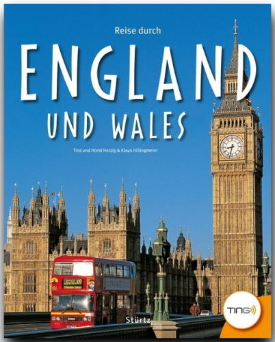Reise durch England & Wales