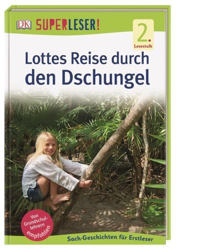 Lottes Reise durch den Dschungel