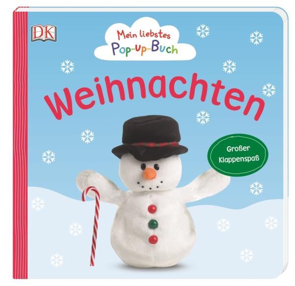 Mein liebstes Pop-up-Buch Weihnachten