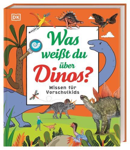 Was weißt du über Dinos?