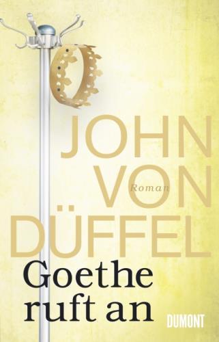 Cover: Goethe ruft an