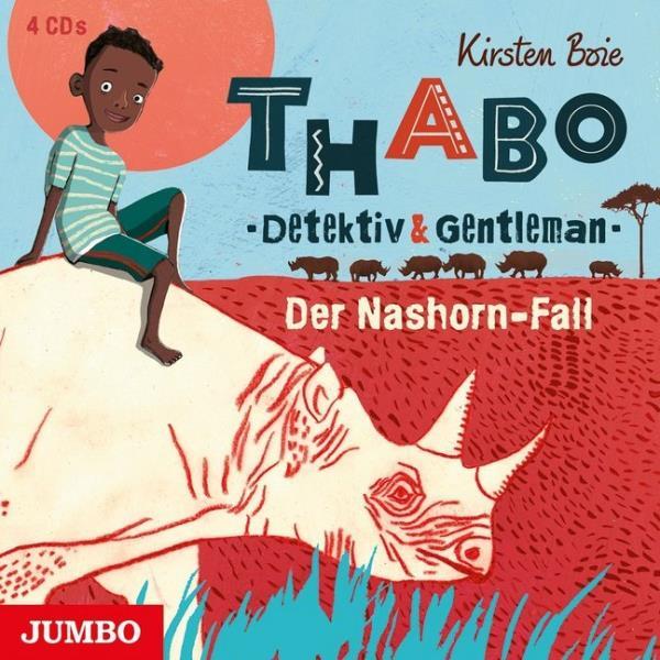 Thabo - Detektiv & Gentleman - Der Nashornfall