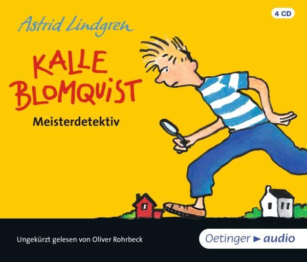 Kalle Blomquist - Meisterdetektiv