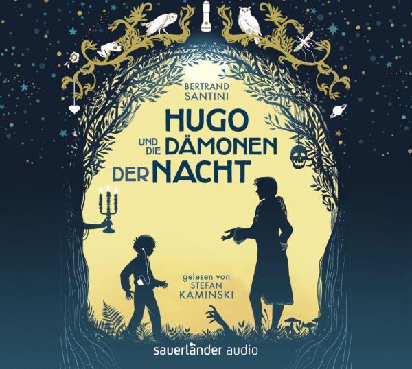 Hugo und die Dämonen der Nacht