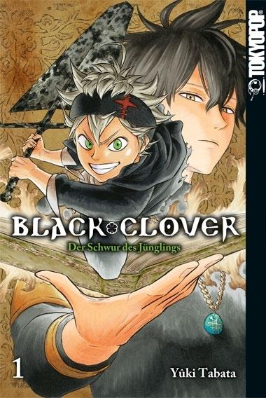 Black Clover - 1. Der Schwur des Jünglings