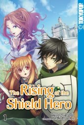 The rising of the shield hero - 1