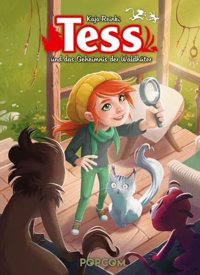 Tess und das Geheimnis der Waldhüter
