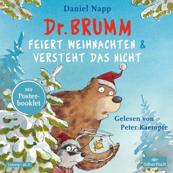 Dr. Brumm feiert Weihnachten & versteht das nicht