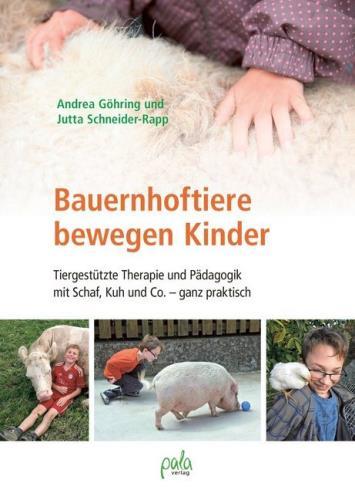 Bauernhoftiere bewegen Kinder