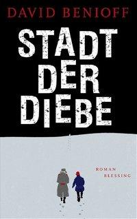 Cover: Stadt der Diebe