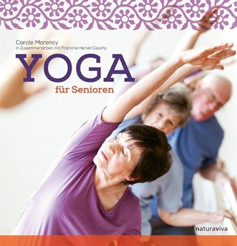 Cover: Yoga für Senioren