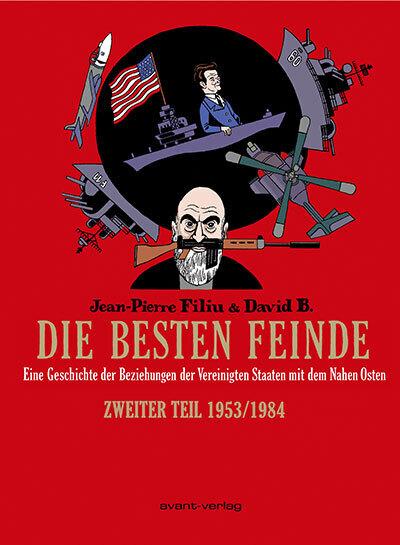 Die besten Feinde - Zweiter Teil. 1953/1984