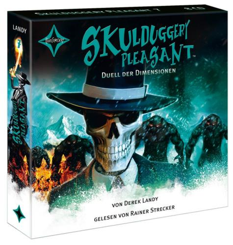 Skulduggery Pleasant - 7. Duell der Dimensionen
