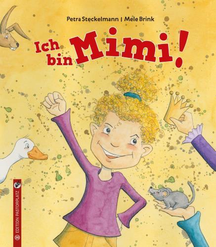 Ich bin Mimi!