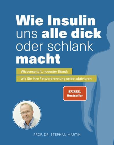 Wie Insulin uns alle dich oder schlank macht