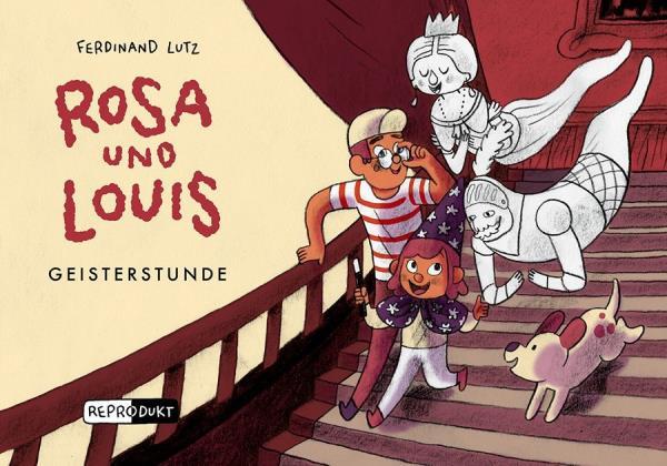 Rosa und Louis - Geisterstunde