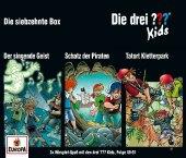 Der singende Geist, Schatz der Piraten, Tatort Kletterpark