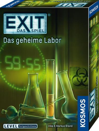 Das geheime Labor