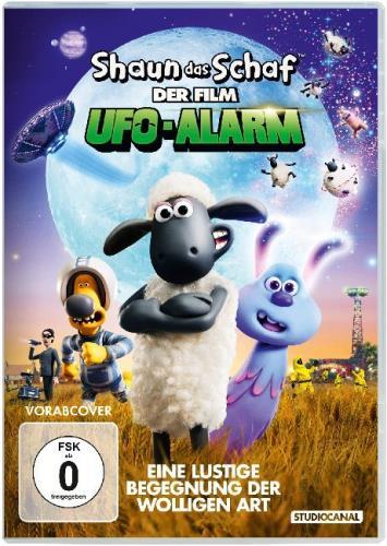 Shaun, das Schaf - Ufo-Alarm