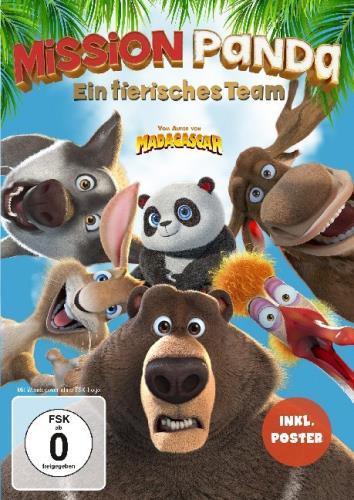Mission Panda - Ein tierisches Team