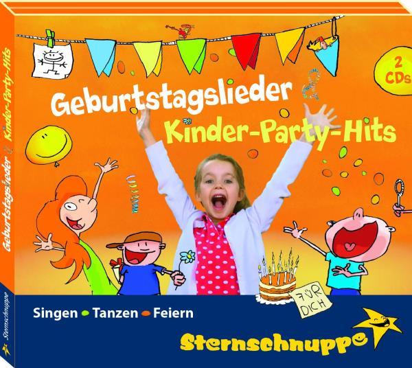 Geburtstagslieder. Party-Hits