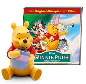 Coverbild Disneys Winnie Puuh auf großer Reise